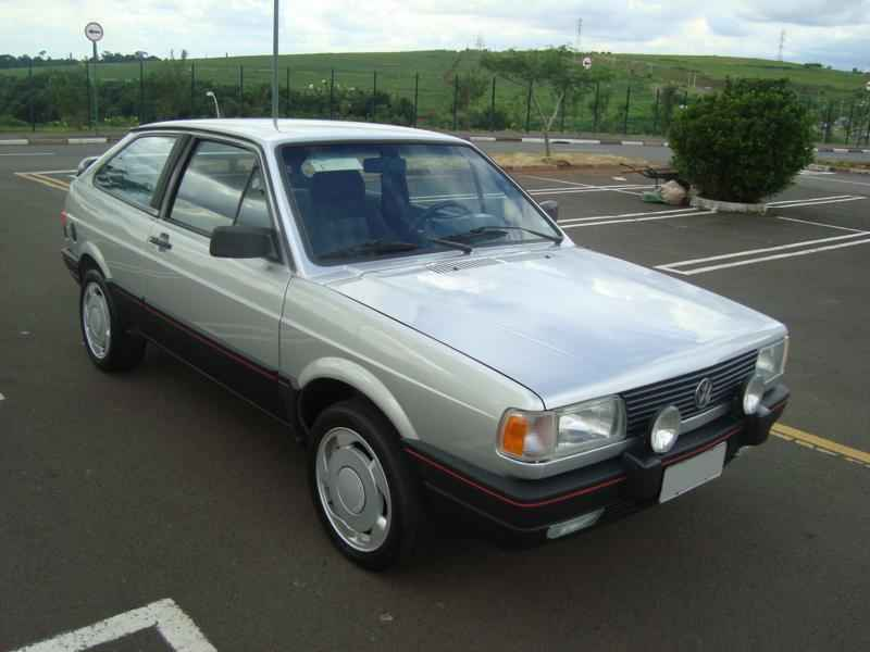 7142 - Gol GTS 1992