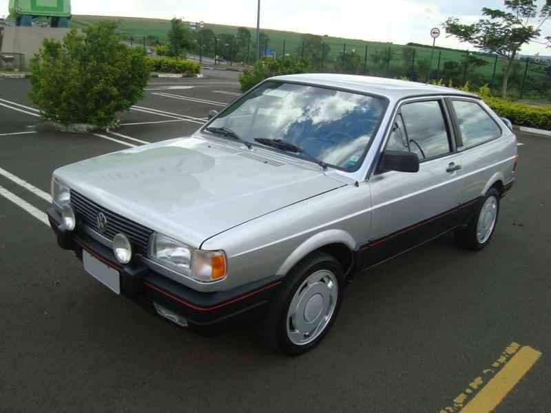 7143 - Gol GTS 1992