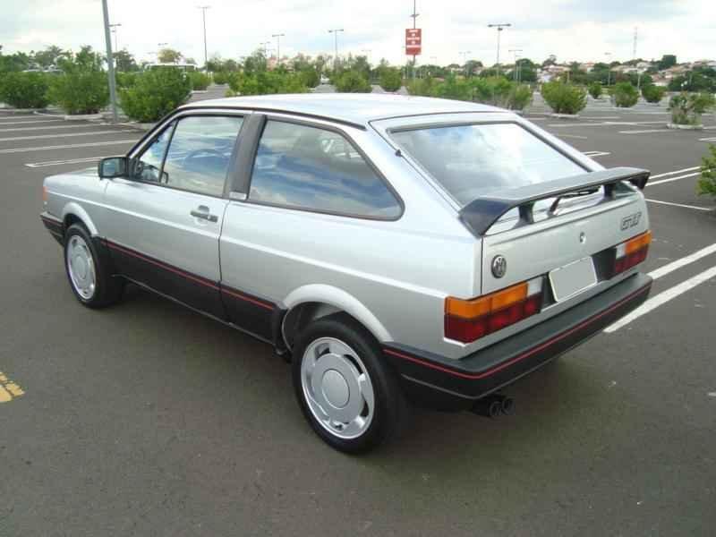 7144 - Gol GTS 1992