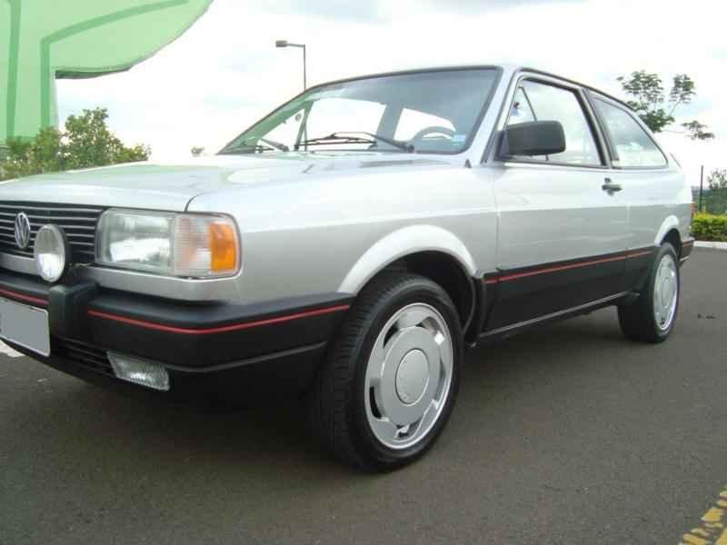 7153 - Gol GTS 1992