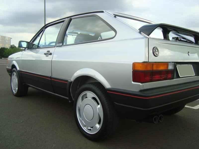 7154 - Gol GTS 1992