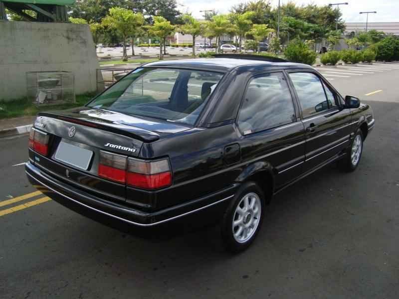 7183 - Santana 2000i 1995  10.000km