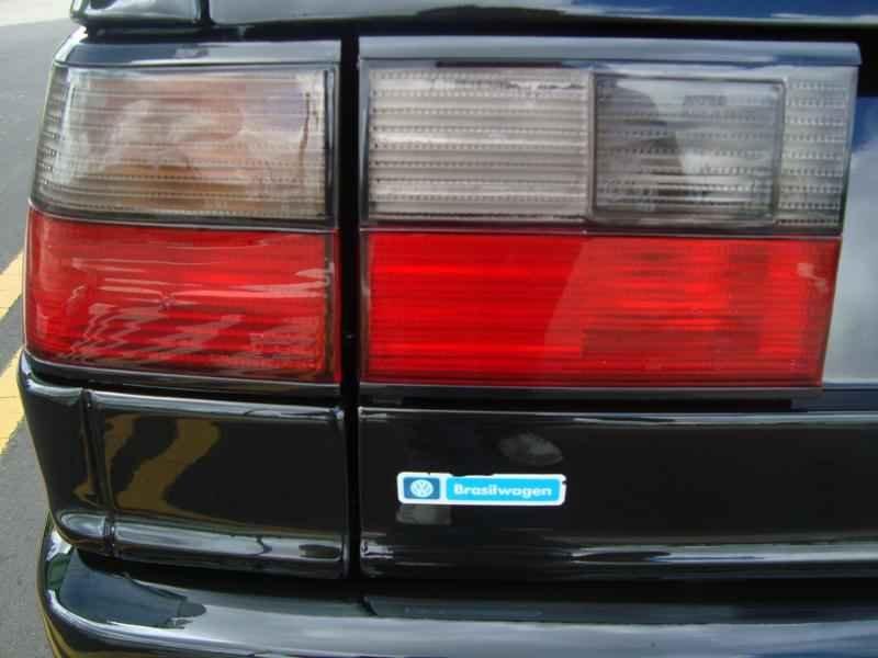 7201 - Santana 2000i 1995  10.000km