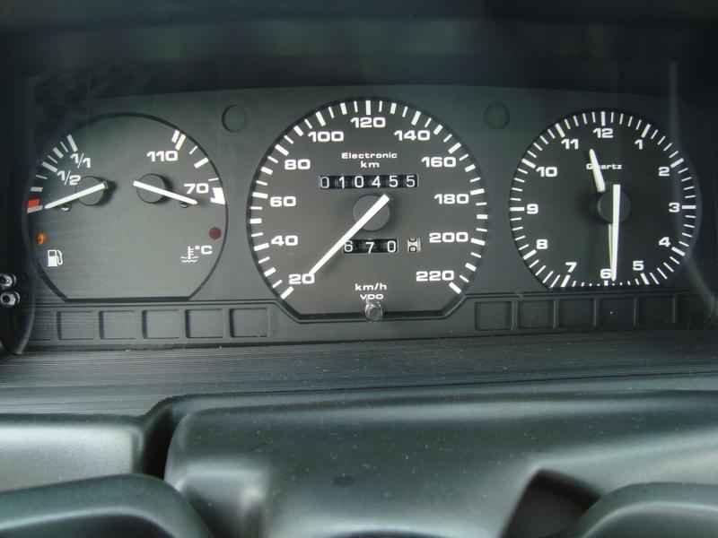 7214 - Santana 2000i 1995  10.000km