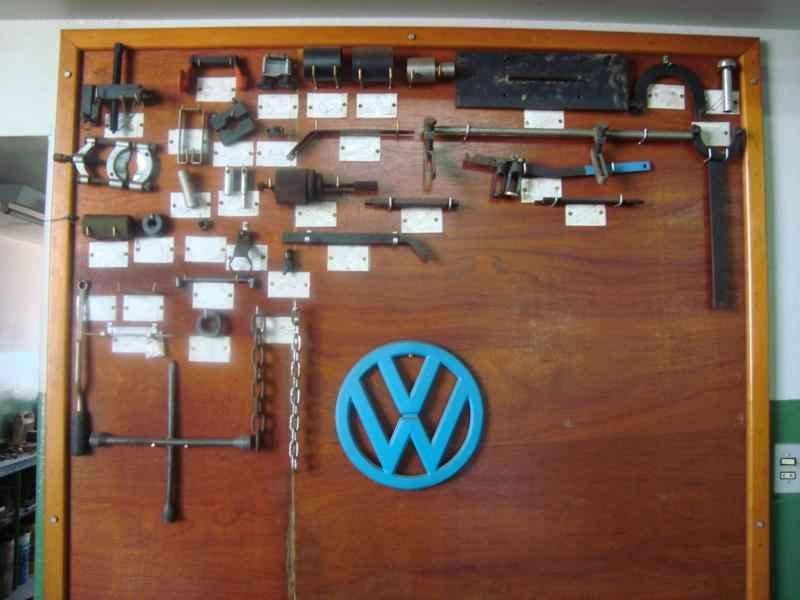 730 - Concessionária VW fechada 2004