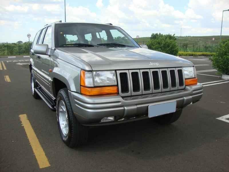 7374 - Grand Cherokee Limited 1998