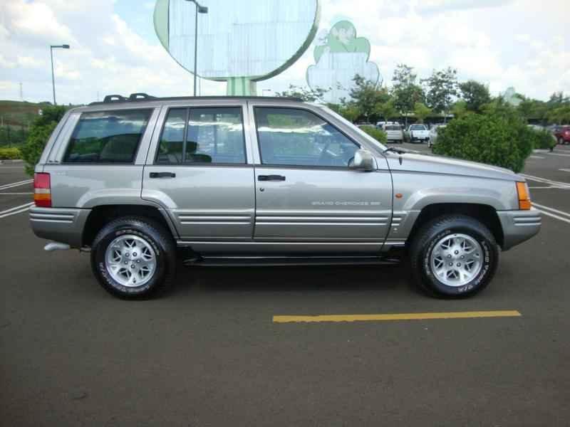 7383 - Grand Cherokee Limited 1998
