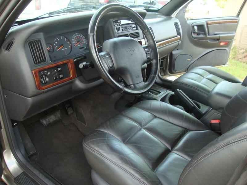 7398 - Grand Cherokee Limited 1998
