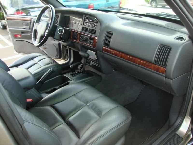 7399 - Grand Cherokee Limited 1998