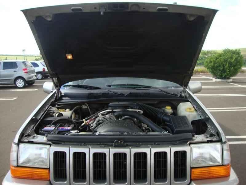 7418 - Grand Cherokee Limited 1998