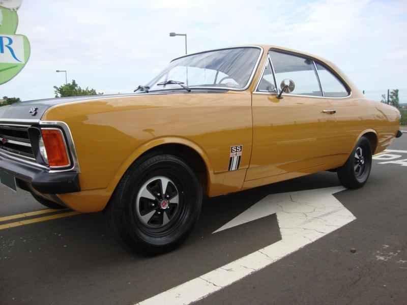 7582 - Opala SS4 1974