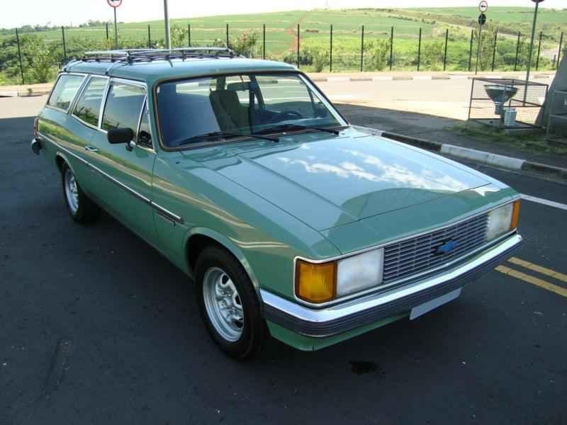 7631 - Caravan Comodoro 250-S 1982
