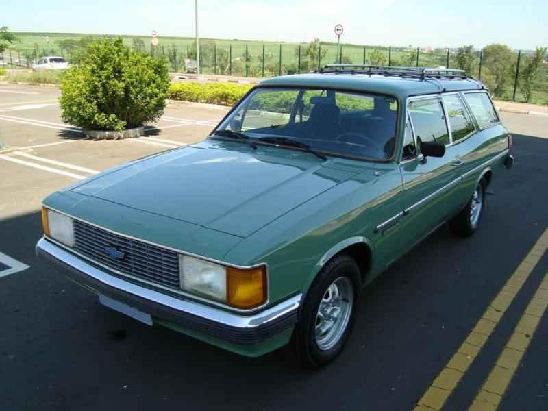 7632 - Caravan Comodoro 250-S 1982