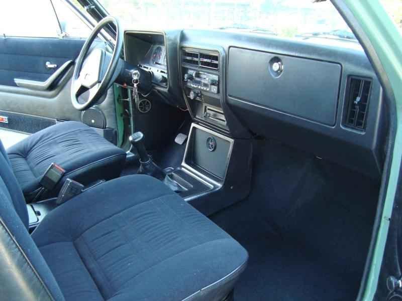 7646 - Caravan Comodoro 250-S 1982