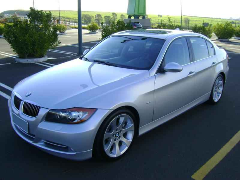 7722 - BMW 335 2007 Bi-Turbo