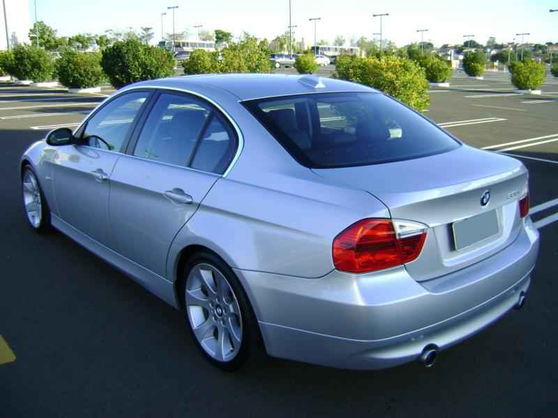 7723 - BMW 335 2007 Bi-Turbo