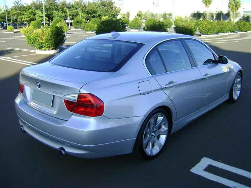 7724 - BMW 335 2007 Bi-Turbo