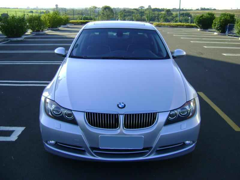 7725 - BMW 335 2007 Bi-Turbo