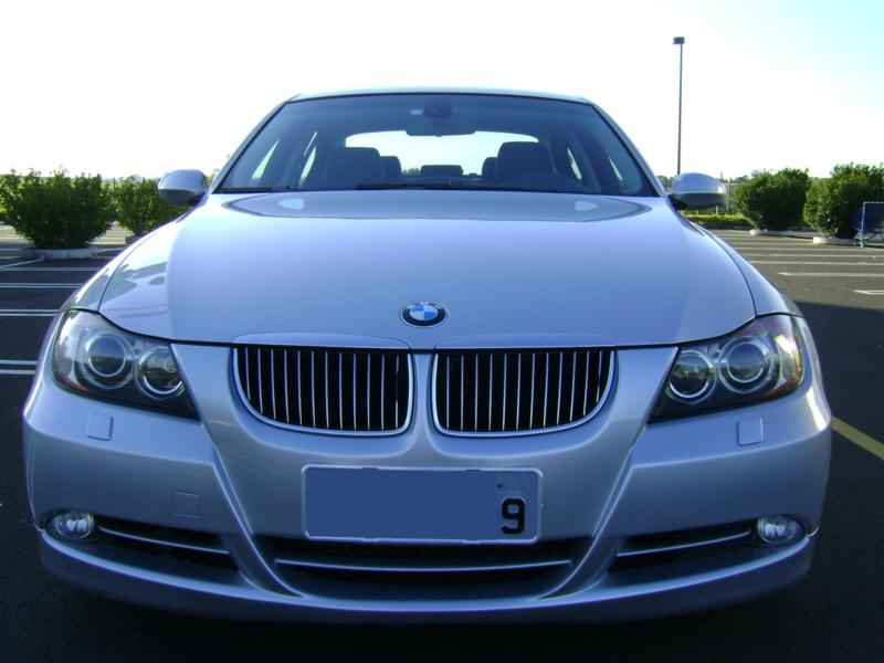 7726 - BMW 335 2007 Bi-Turbo