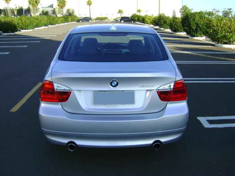 7727 - BMW 335 2007 Bi-Turbo