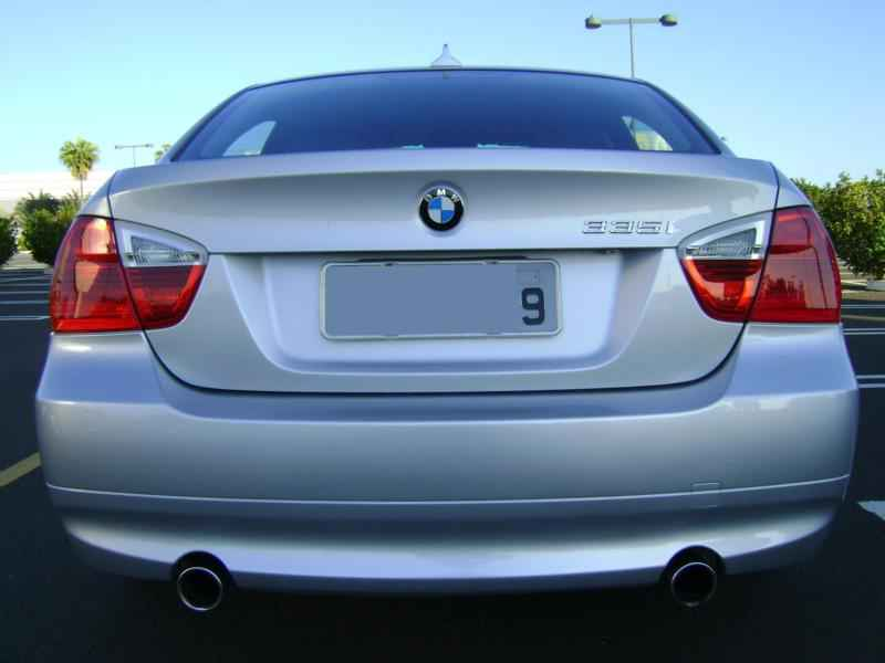 7728 - BMW 335 2007 Bi-Turbo