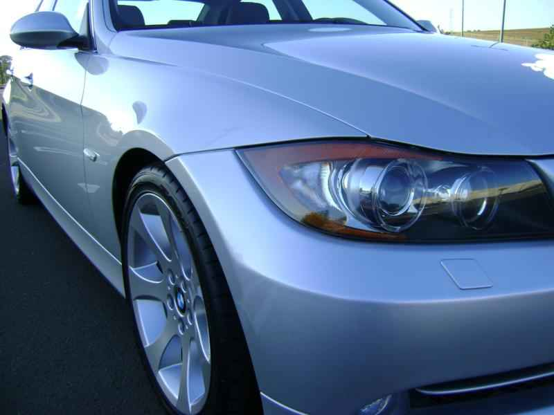7731 - BMW 335 2007 Bi-Turbo
