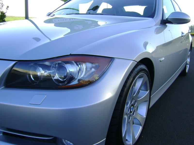 7732 - BMW 335 2007 Bi-Turbo