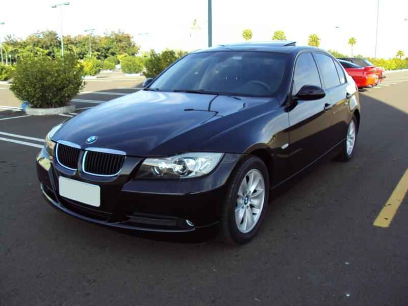 7766 - BMW 320 2008