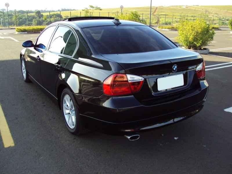 7767 - BMW 320 2008
