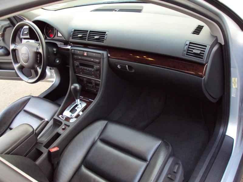 7793 - Audi Avant V6 2.4L 2002