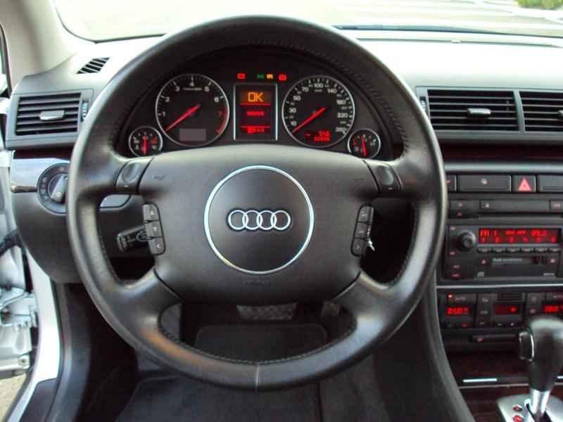 7805 - Audi Avant V6 2.4L 2002