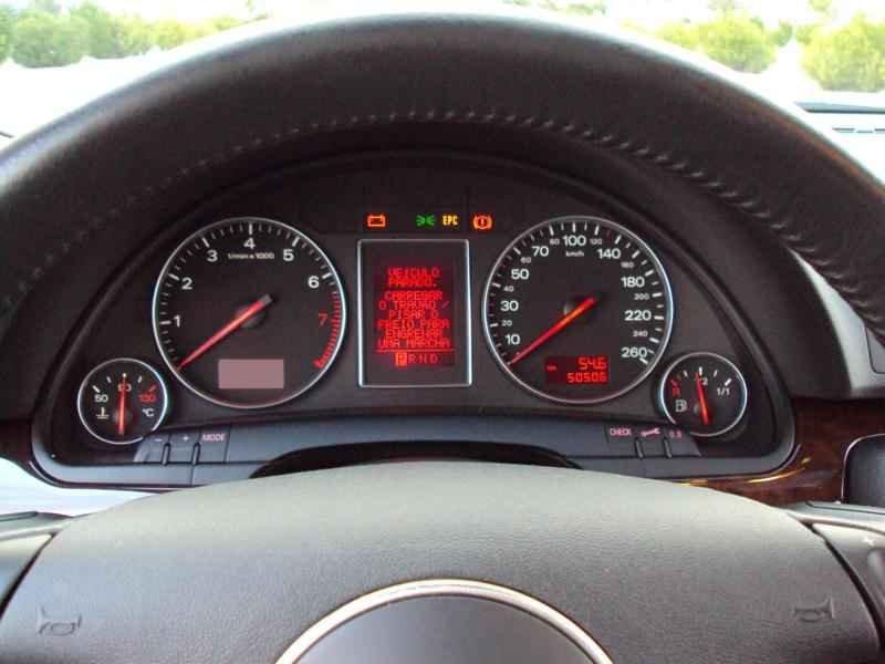 7807 - Audi Avant V6 2.4L 2002