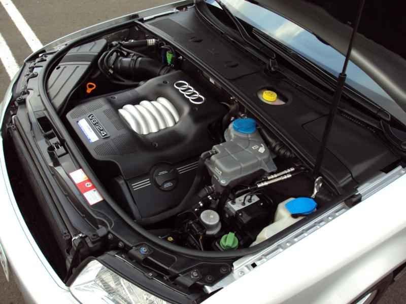 7816 - Audi Avant V6 2.4L 2002
