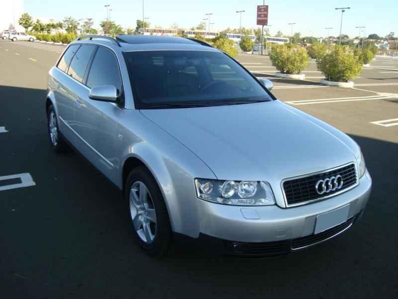 7825 - Audi Avant V6 3.0L  2003