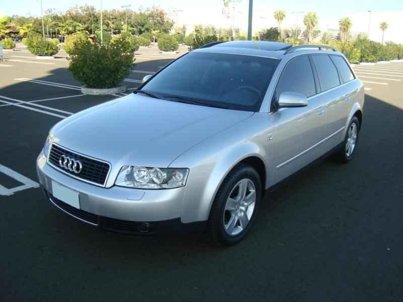 7826 - Audi Avant V6 3.0L  2003