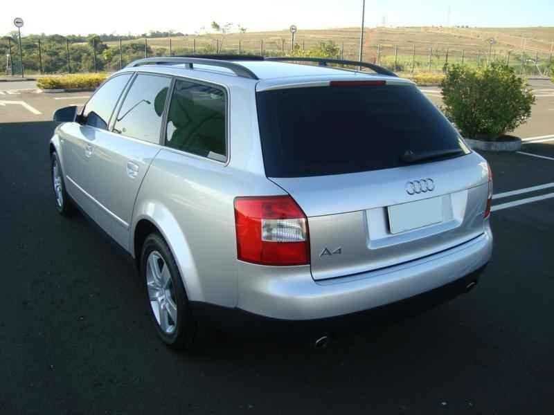 7828 - Audi Avant V6 3.0L  2003