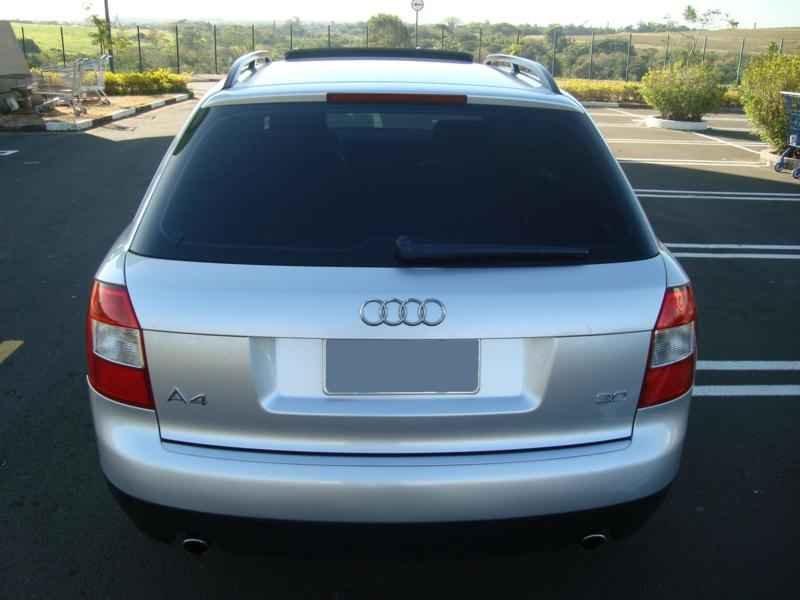 7832 - Audi Avant V6 3.0L  2003