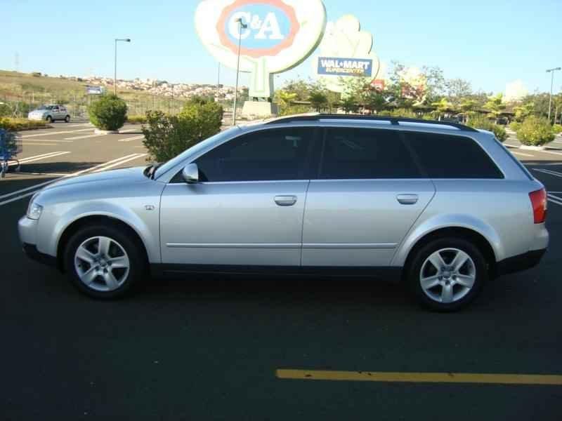 7834 - Audi Avant V6 3.0L  2003
