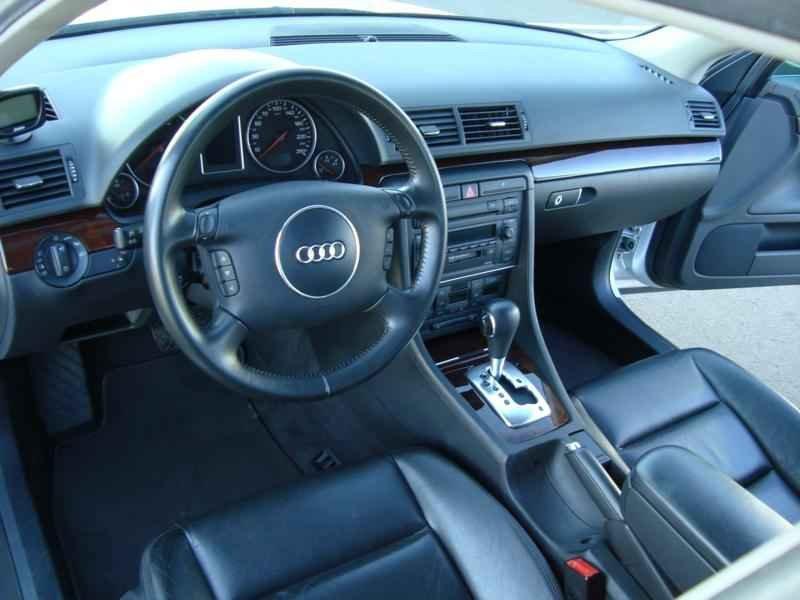 7849 - Audi Avant V6 3.0L  2003