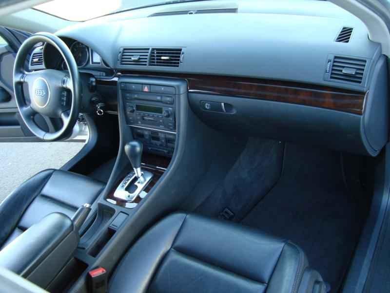 7850 - Audi Avant V6 3.0L  2003
