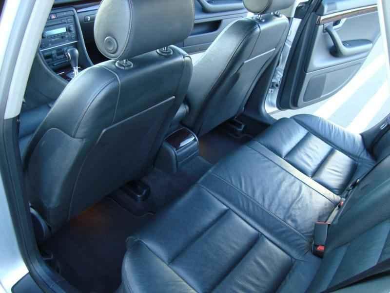 7851 - Audi Avant V6 3.0L  2003