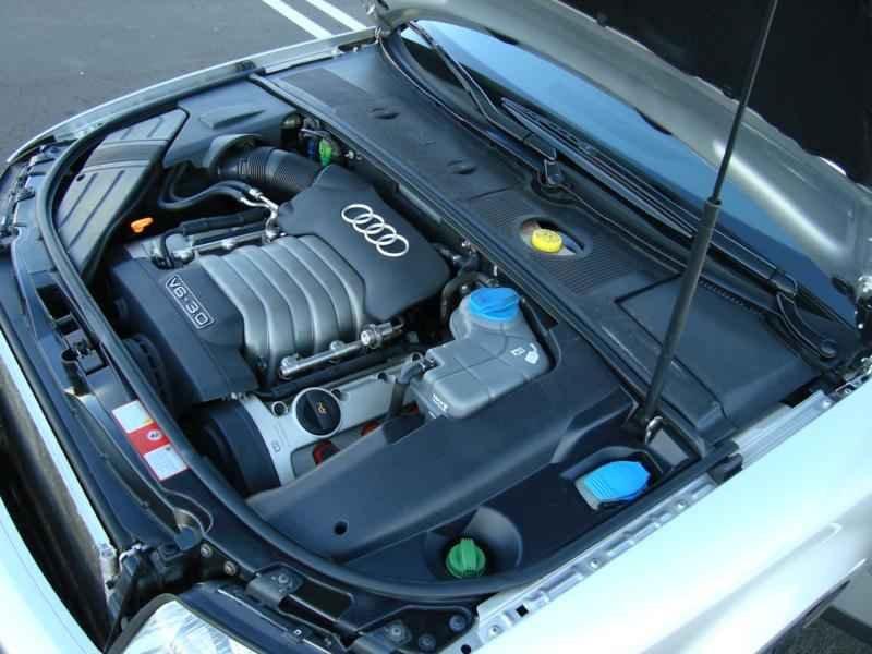 7864 - Audi Avant V6 3.0L  2003