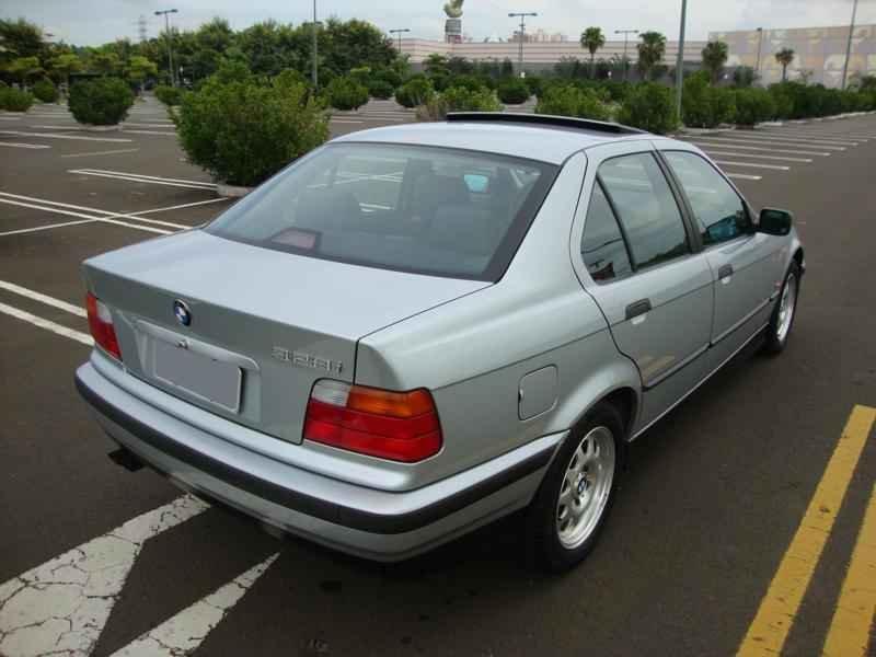 8042 - BMW 328i 1997  17.000km