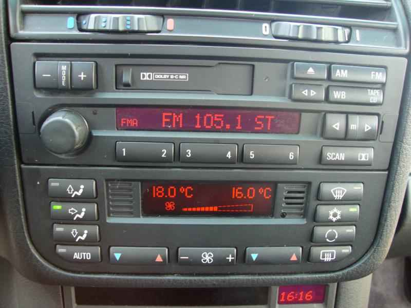 8081 - BMW 328i 1997  17.000km