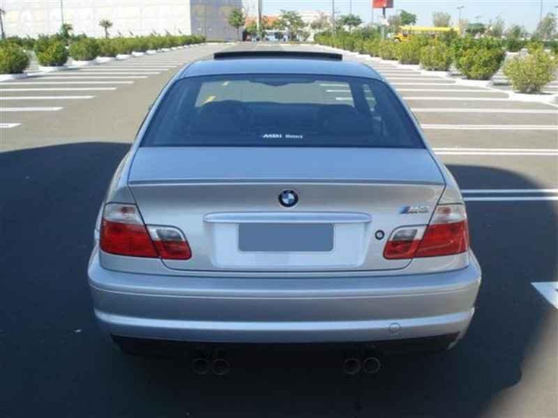 8109 - BMW M3 2001
