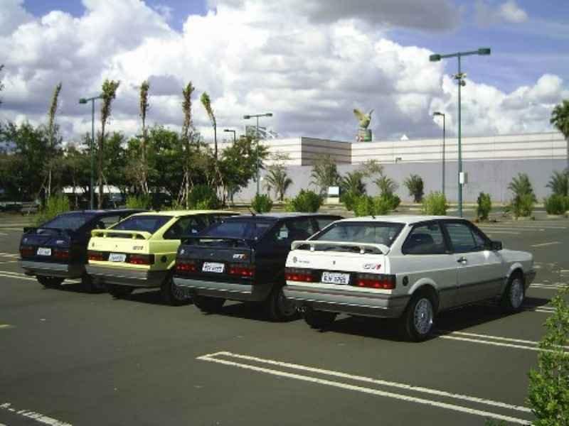 813 1 - Garagem Gol GTi