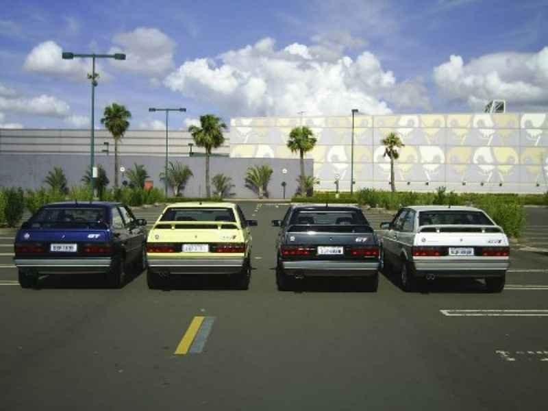 814 1 - Garagem Gol GTi