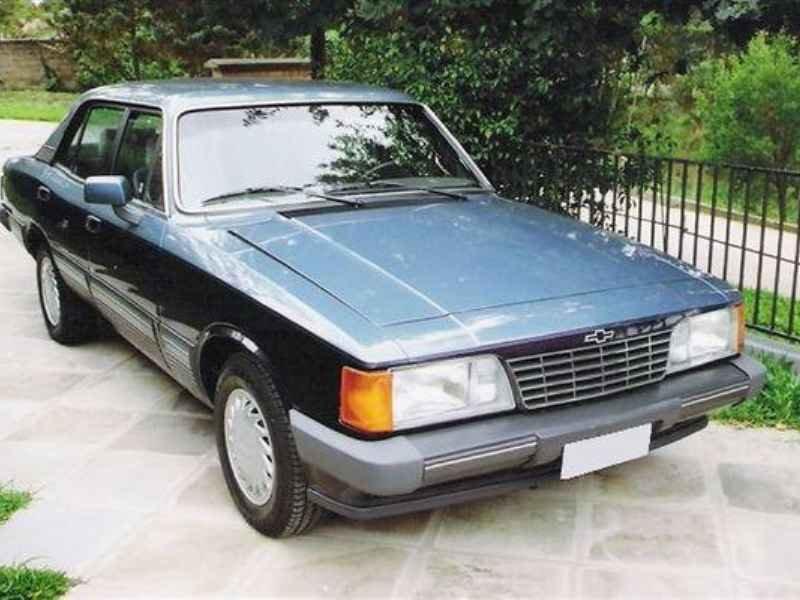 8535 - Opala Diplomata 1989/1990