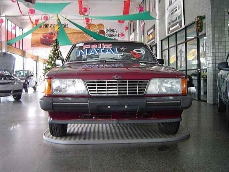 8572 - Opala Diplomata Coupé 1988