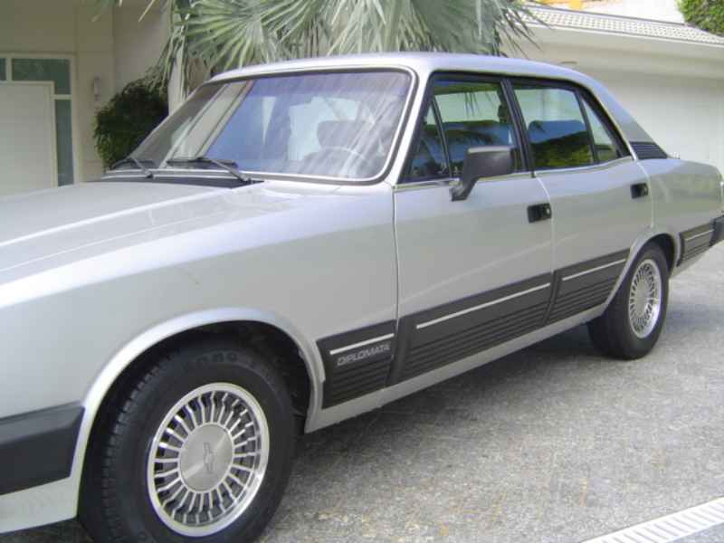 8626 - Opala Diplomata 1985